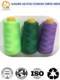 Filato cucirino 100% del ricamo del filamento del poliestere di Alto-Tenacia