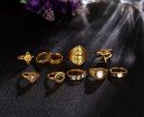 2017 de uitstekende Ringen van het Gewricht van het Kristal Opalen voor Vrouwen