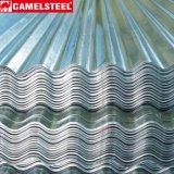 Гофрированные металлические листа крыши