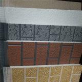 熱絶縁体の外部壁の装飾的なボードのセリウムの標準