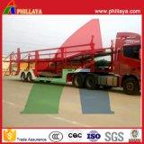 2 Eixo veículo tractor 6-8veículo automóvel SUV Transporter semi reboque
