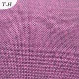 Sofa de desserrage de sable de tissu de toile et de haute qualité plats