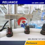 Monobloque automática Máquina Tapadora Stoppering Llenado de aceite esencial de líquidos E