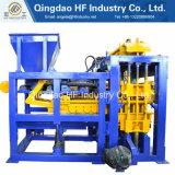 Fidschi-Aufbau-Ziegeleimaschine für Plasterungs-Fußboden-Block-Formteil-Maschine des Verkaufs-Qt10-15 hydraulische für Verkauf in Yeman