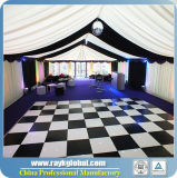 Rk Outdoor Wooden Dance Floor / Usé Portable Wedding Disco DJ Party Dance Floor à vendre