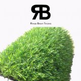 Травы травы лужайки ковра украшения дерновина искусственной синтетической искусственная