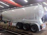 3 do eixo 45 de Cbm do cimento da grão do pó de petroleiro do caminhão reboque maioria seco Semi