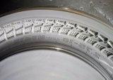 2.75-18 모터바이크 2 조각 타이어 형