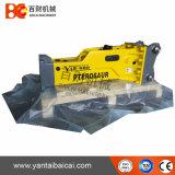 Ylb680 martillo rompedor hidráulico para el 4-7 de la excavadora Ton.