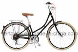 """>>>2017新しいデザイン28 """"レトロのこんにちは10オランダのHoland Omaのバイク型都市7speedバイク"""