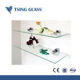6/8/10mm claro vidrio templado para Mesa /estantería