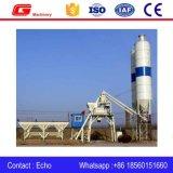 Pianta d'ammucchiamento concreta Hzs25 con il silo di cemento 50ton