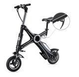 Qualité pliant la bicyclette électrique