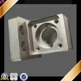 Kundenspezifischer hohe Präzision CNC bearbeitete anodisierte Aluminiumteile maschinell