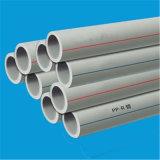 Material elevado do Polypropylene das tubulações e dos encaixes da flexibilidade PPR para a construção, municipal, industrial e o Agricultur