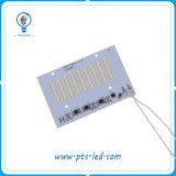 módulo do diodo emissor de luz da C.A. 110V/220V 2835 SMD de 50W Driverless para a luz de inundação