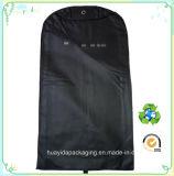 Eco schwarze pp. nicht gesponnene Kleid-Kleid-Klage-Staub-Beweis-Beutel