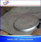 Стальной металлической пластины для тяжелого режима работы ЧПУ плазменной резки и Beveling пламени машины