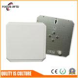 EU/USA Norm van de Meters van de Lezer van het Toegangsbeheer RFID/van Antenne de Cirkel9dBi 6-8