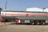 Acoplado del petrolero de Sinotruk HOWO 50000L 50 toneladas de carro del alimentador