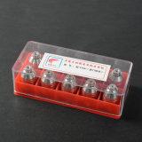 Pièces de Machine de soudage P80 du Brésil sur le marché principal de l'électrode