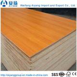 Cara mate de madera MDF melamina muebles de la junta