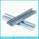 Aluminum en aluminium Profile Extrusion pour Hair Straightener