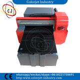 携帯電話の箱の印字機の紫外線平面プリンターのための高速そして解像度のCj-L1800uvn