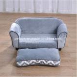 Madeira casinha de cachorro Pet de luxo sofá cama de pelúcia Produto Cão