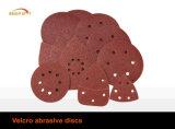 Rullo del panno abrasivo dell'ossido di Zirconia