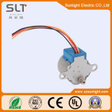 24V Mini Stepper Motor 8V P.m. met Gear Box