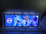 4つの点滅の画像のLEDのアクリルのライトボックス