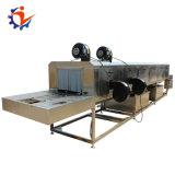 SUS 304 industrielle Teller-Plastikkasten-Unterlegscheibe-Maschine