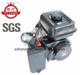 Sgs-Bescheinigung 48V elektrische Auto-Inverter-Benzin-Generator der Gleichstrom-Ausgabe-4500W