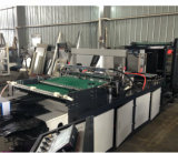 각자 기계에게 기계를 만드는 비닐 봉투를 하는 가까운 지퍼 부대
