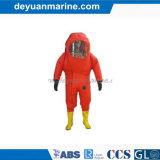 Op zwaar werk berekend Chemisch Beschermend Kostuum