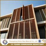Otturatore moderno della finestra di alluminio di stile