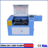 회전하는 축선을%s 가진 작은 소형 500* 400mm 60W 이산화탄소 Laser 조각 절단기