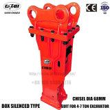 Jcb-Serien-hydraulischer Unterbrecher für Verkauf