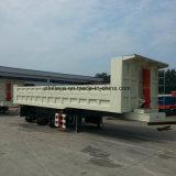 Hyvaの水圧シリンダの後部ダンプのダンプカートラック