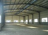 Área extensa del taller del almacén de almacenaje