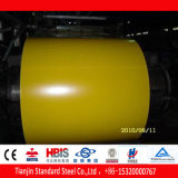 La naranja roja PVDF de Ral 2001 cubrió la bobina de acero PPGI