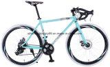 Bicicletta d'acciaio della strada di RC700yk805 700c con i freni a disco
