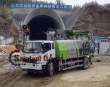 LKW eingehangenes nasses konkretes Sprühgerät 30m3/Hr für Tunnel-Spray
