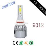 LED 꼬리등과 숨겨지은 전구 장비 (40W 4500lm)를 가진 도착 상단 광도 Fanless 새로운 LED 헤드라이트 H4