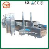 Machine tszd-80 van de Verwerking van het voedsel Machine van de Frieten van de Aardappel van Ce de Ononderbroken Bradende