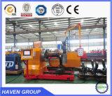 Plasma del CNC y cortadora de llama con CNC TG-1250X2500 del vector