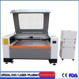 100W 1390 модель CO2 лазерная гравировка машины для резки рекламные материалы