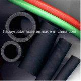 Malla de tejido de fibra o la manguera de suministro de agua de goma
