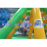 거대한 바닷가 팽창식 물 공원 또는 고품질 PVC 팽창식 뜨 물 공원
